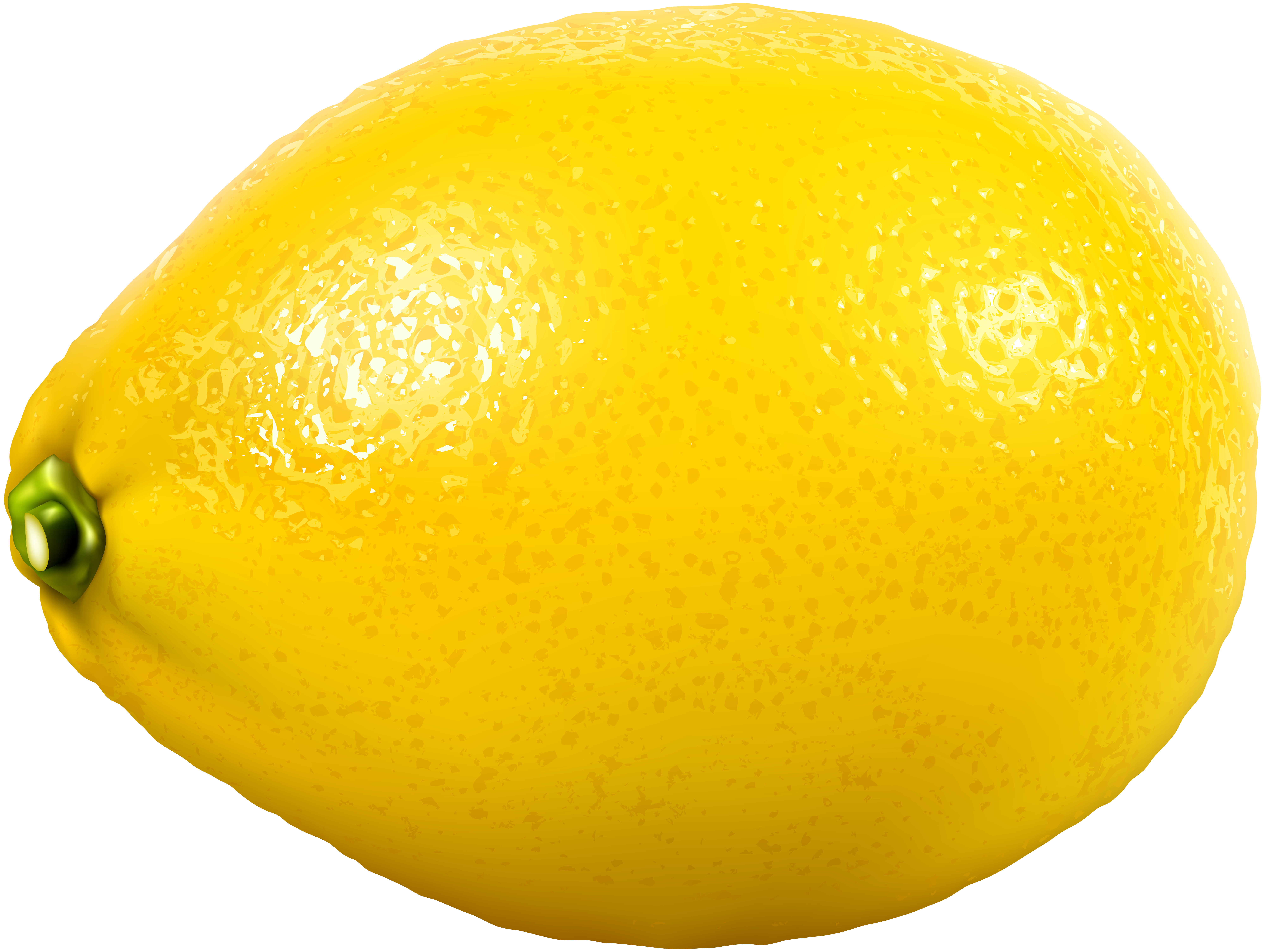 Lemons clipart high resolution. Yellow lemon transparent image