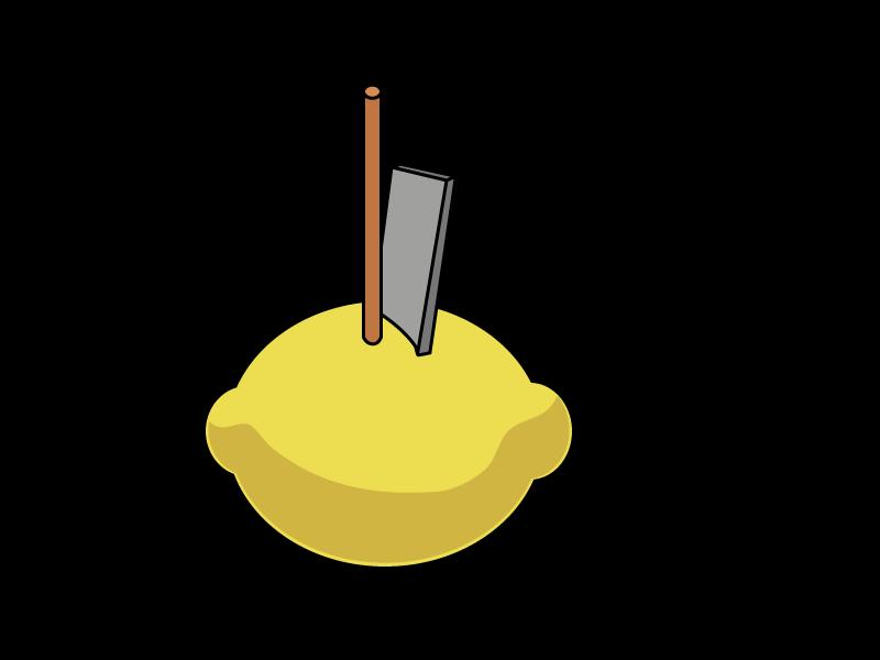 How to make a. Lemons clipart lemon battery