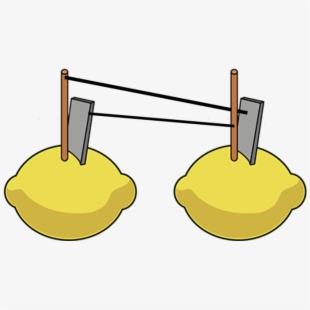 Lemons clipart lemon battery. Can produce electricity