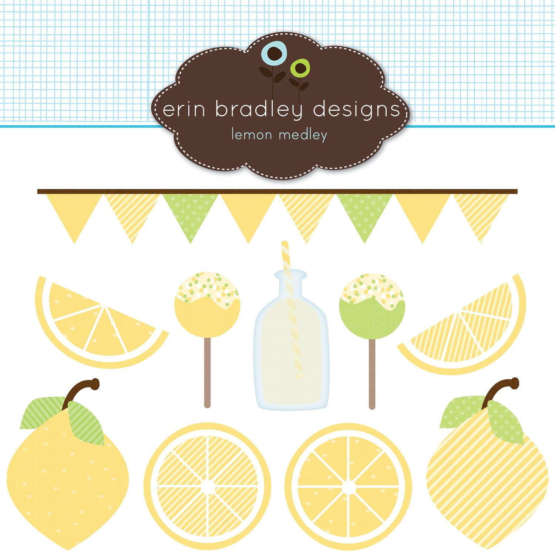 Lemons clipart lemon cake. And lemonade graphics commercial