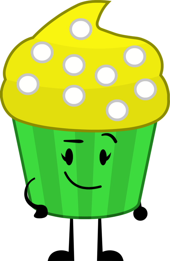 Lemon Cupcake | Object Redemption Wikia | FANDOM powered by Wikia