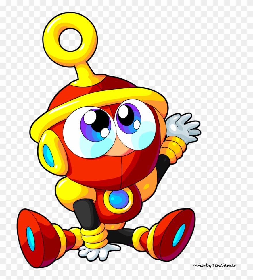 Megaman robotbai yoai ring. Lemons clipart man