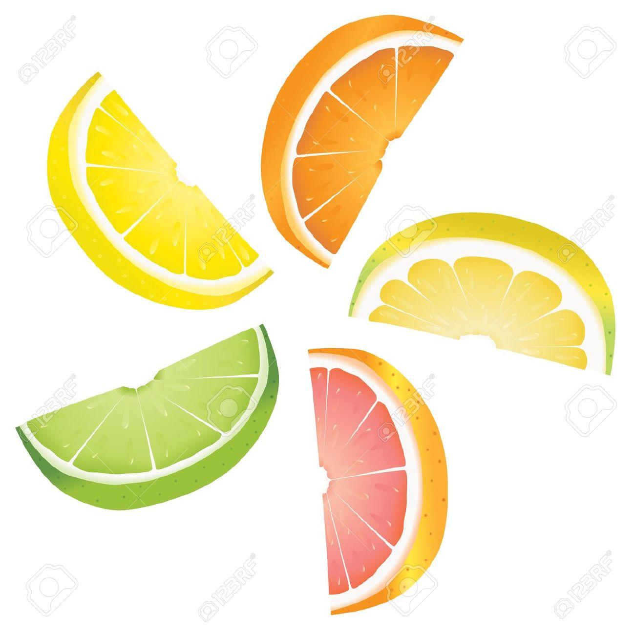Lemon slices free download. Lemons clipart orange