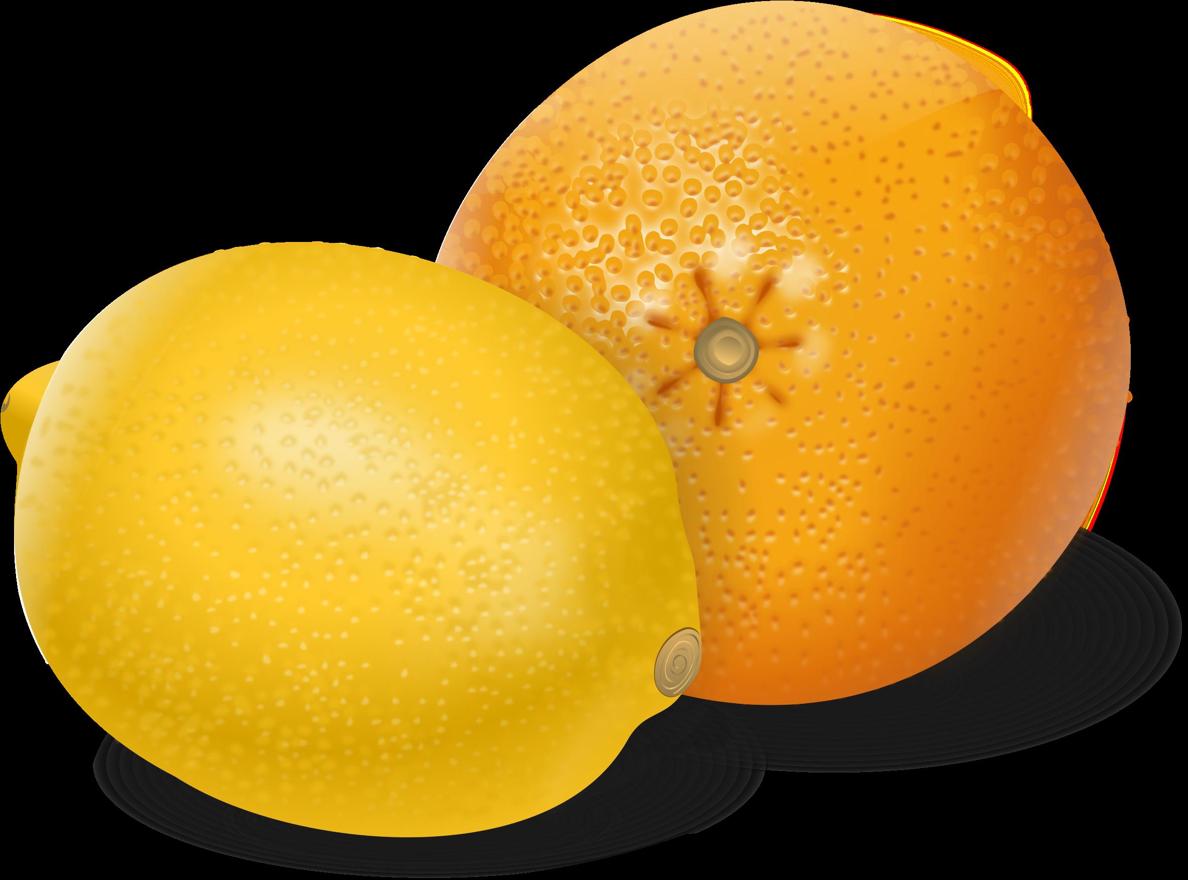 Lemons clipart orange. Hd image oranges and