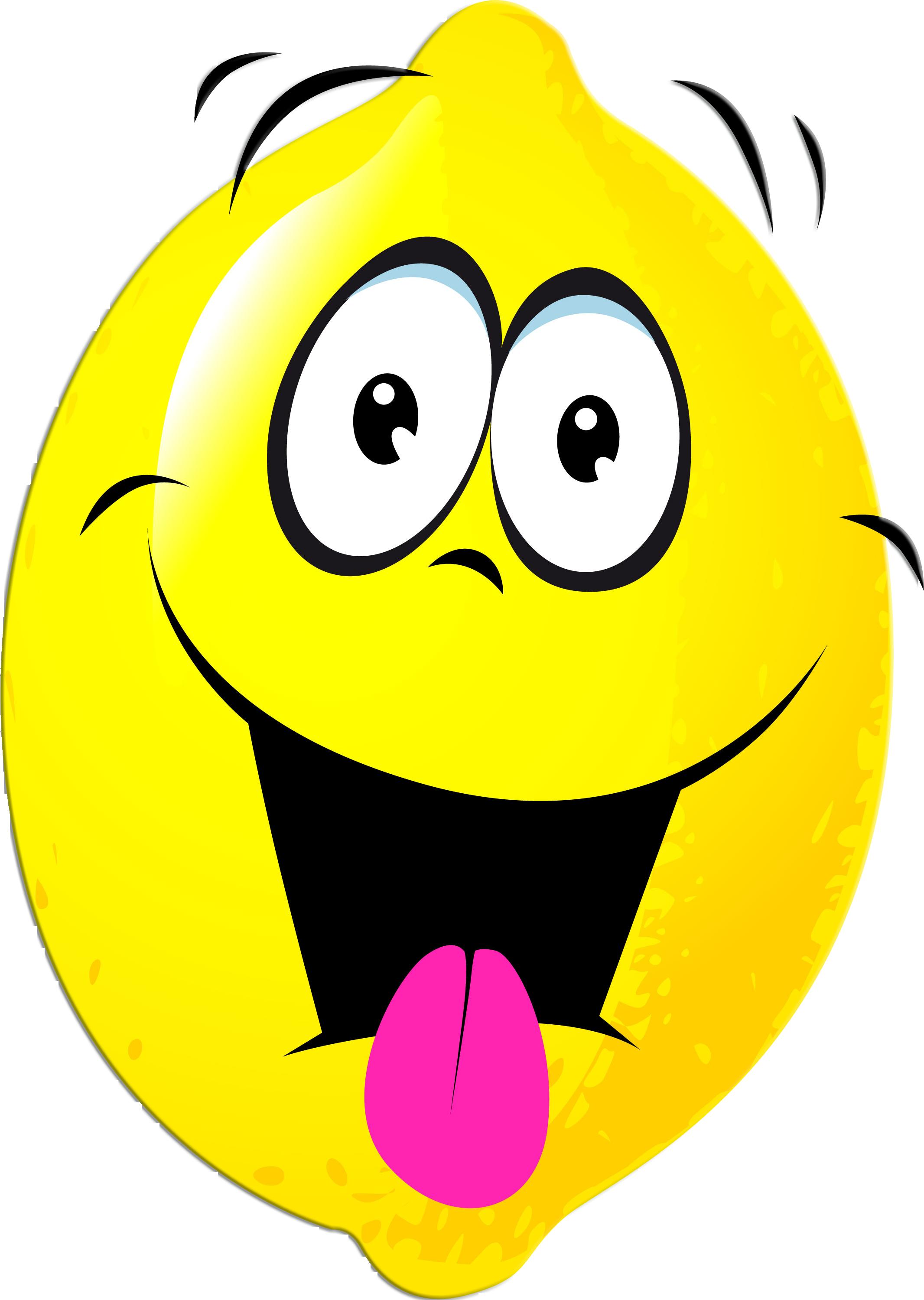 Lemons clipart smile. Drawing lemon clip art
