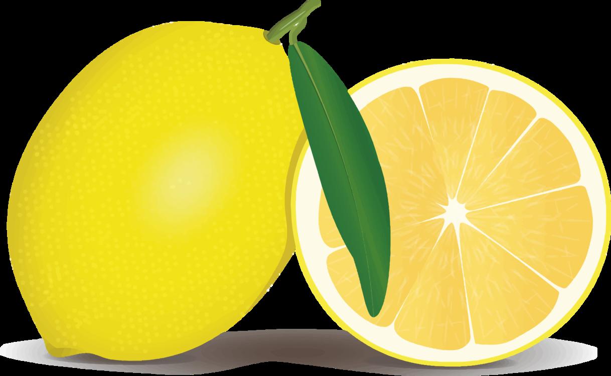 Lemons clipart sour food. Seedless fruit persian lime