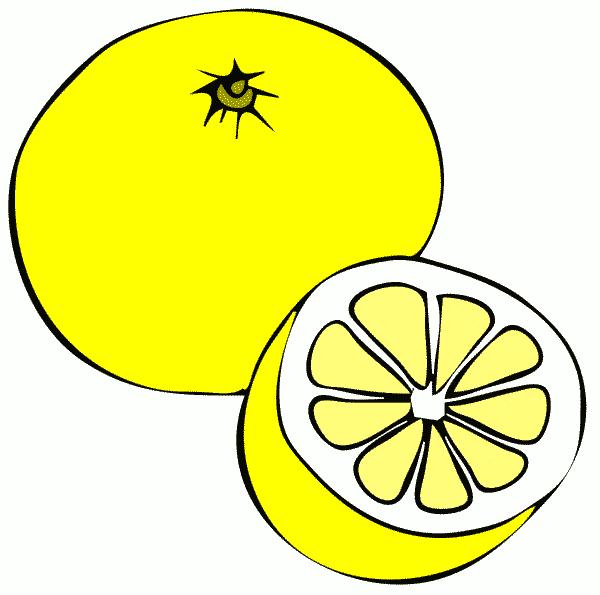 Lemons clipart sour food. Free foods cliparts download