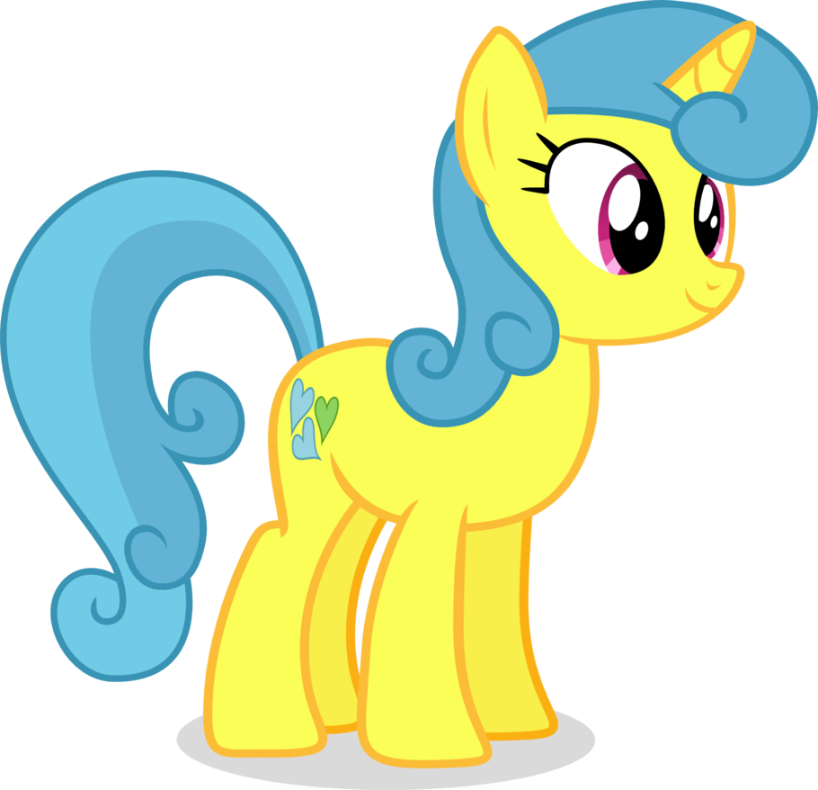 Lemon hearts by brony. Lemons clipart vector