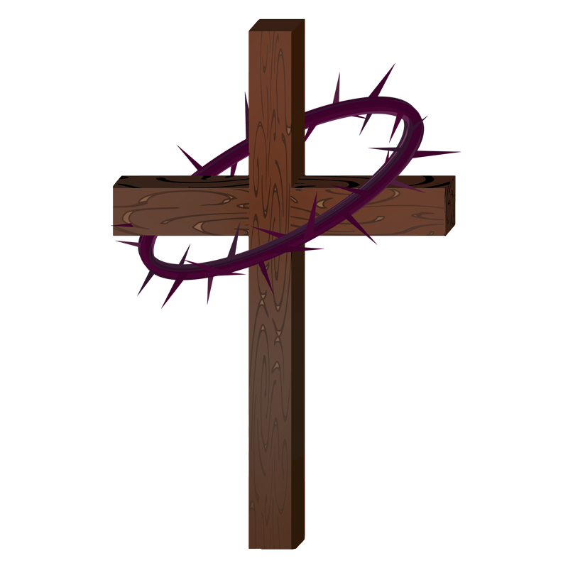 Lent clipart purple easter cross. Nina garman holy week