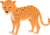 Leopard clipart. Search results for clip