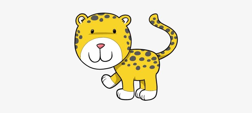 Free cheetah at getdrawings. Leopard clipart cute