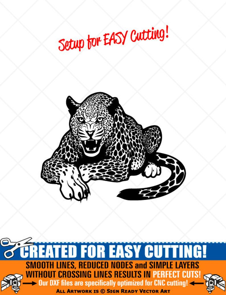 Clip art graphics digital. Leopard clipart vector