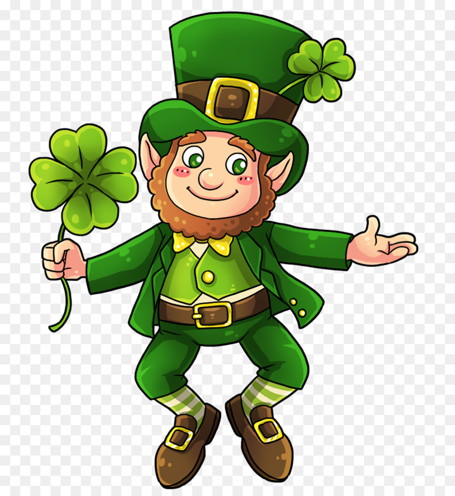 Leprechaun clipart christmas. Tree animation png download