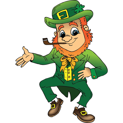 Delicious in an oster. Leprechaun clipart corned beef cabbage