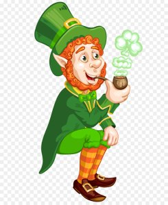 Leprechaun clipart corned beef cabbage. And humor me
