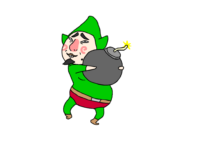 Challengerapproaching expecting tingle articles. Leprechaun clipart greedy