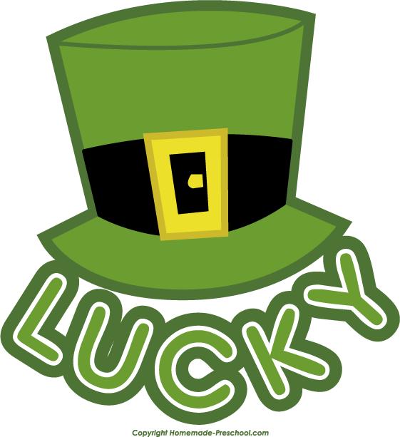 Leprechaun clipart luck. Home free irish hat
