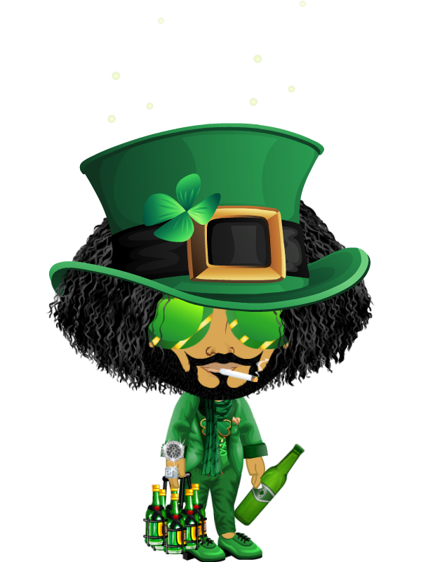 Yoworld forums view topic. Leprechaun clipart pitcher