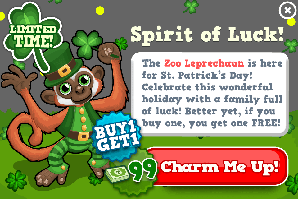 Leprechaun clipart tiny. Image zoo modal png