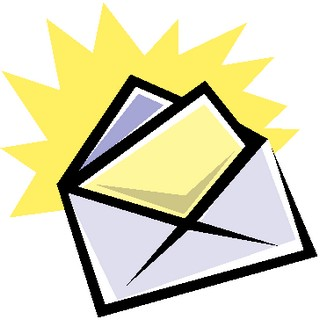 Free download clip art. Mail clipart acceptance letter
