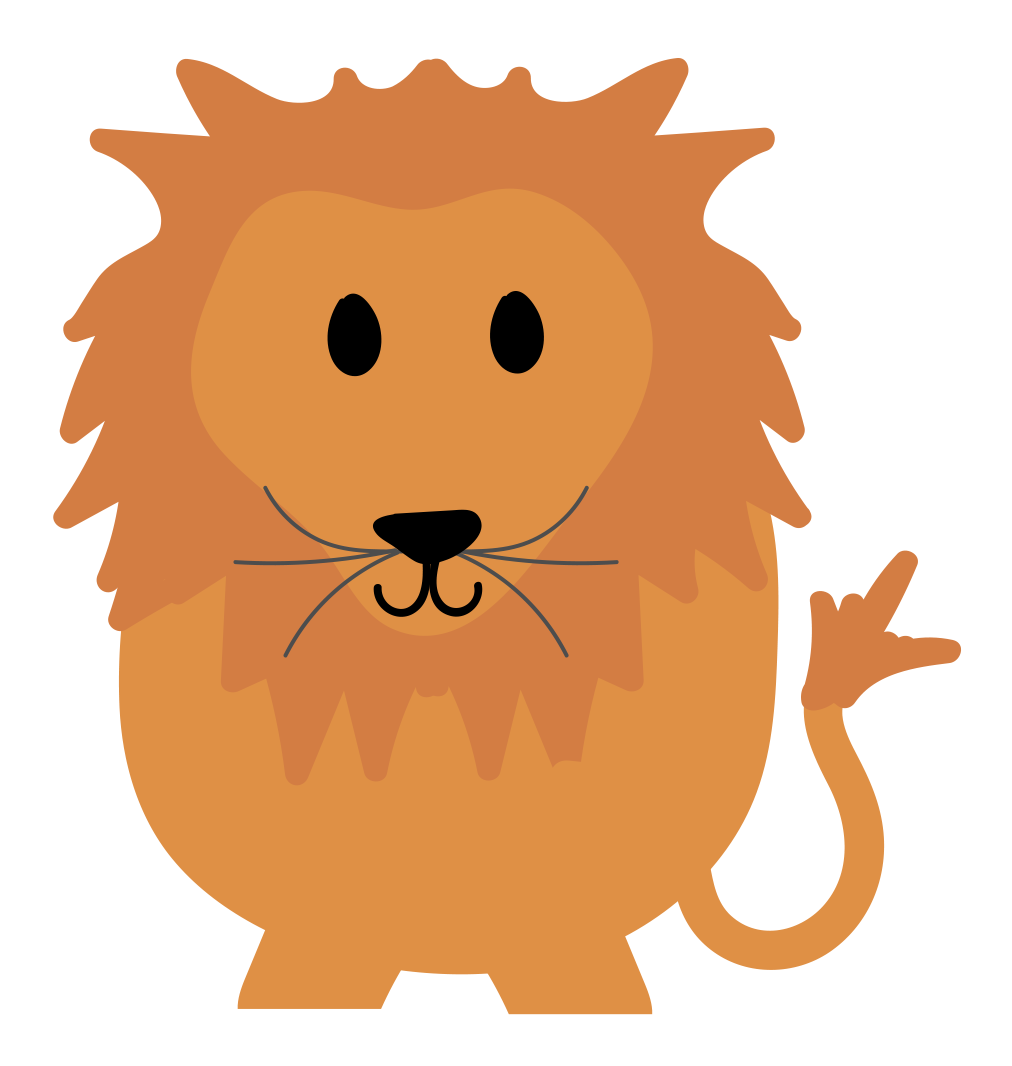 Buncee what are the. Letters clipart animal