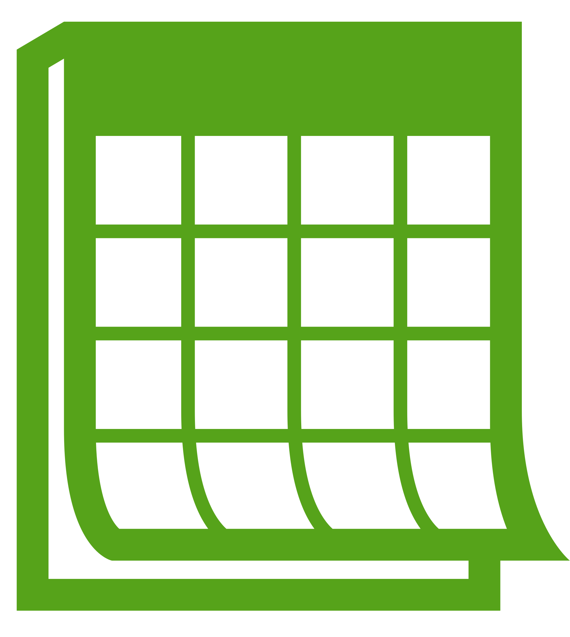 File calendar icon svg. Schedule clipart appointment book