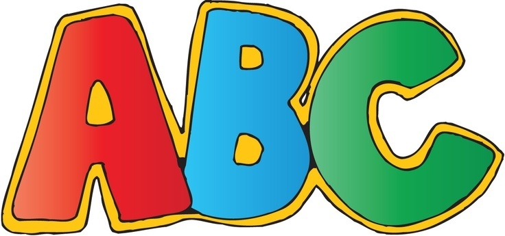 Free letter acur lunamedia. Letters clipart