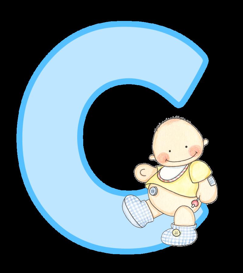 Letters clipart baby. C png boy pinterest