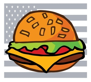Free clip art image. Lettuce clipart american