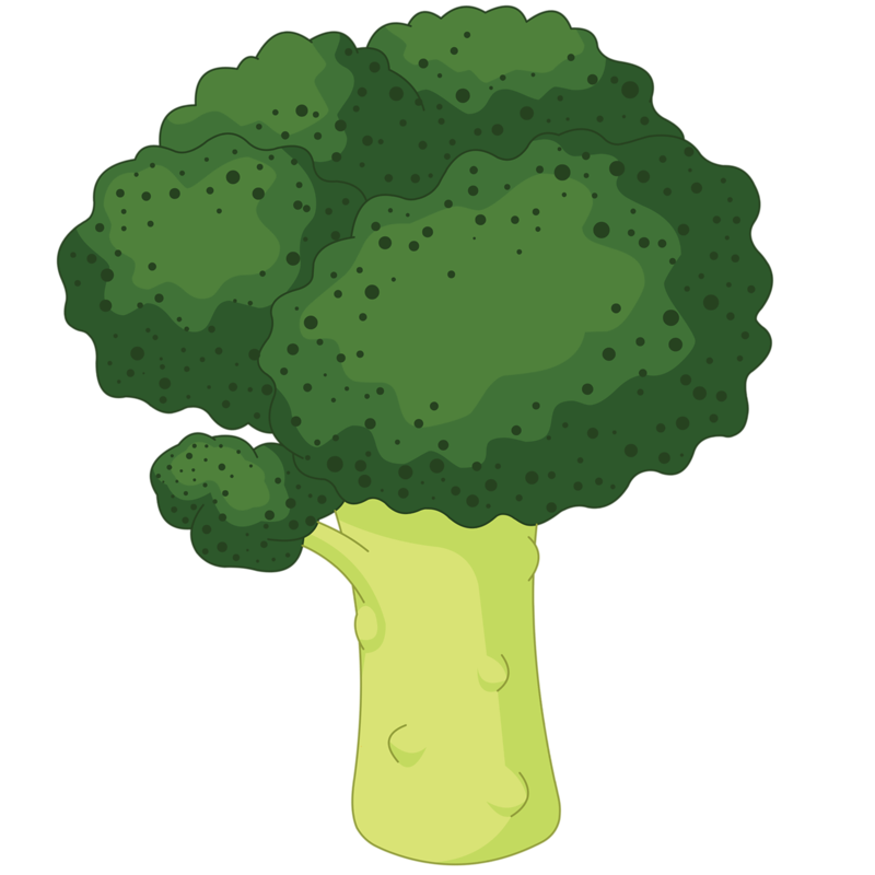 Lettuce clipart broccoli. Royalty free clip art