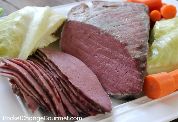 Classic slow cooker and. Lettuce clipart corned beef cabbage