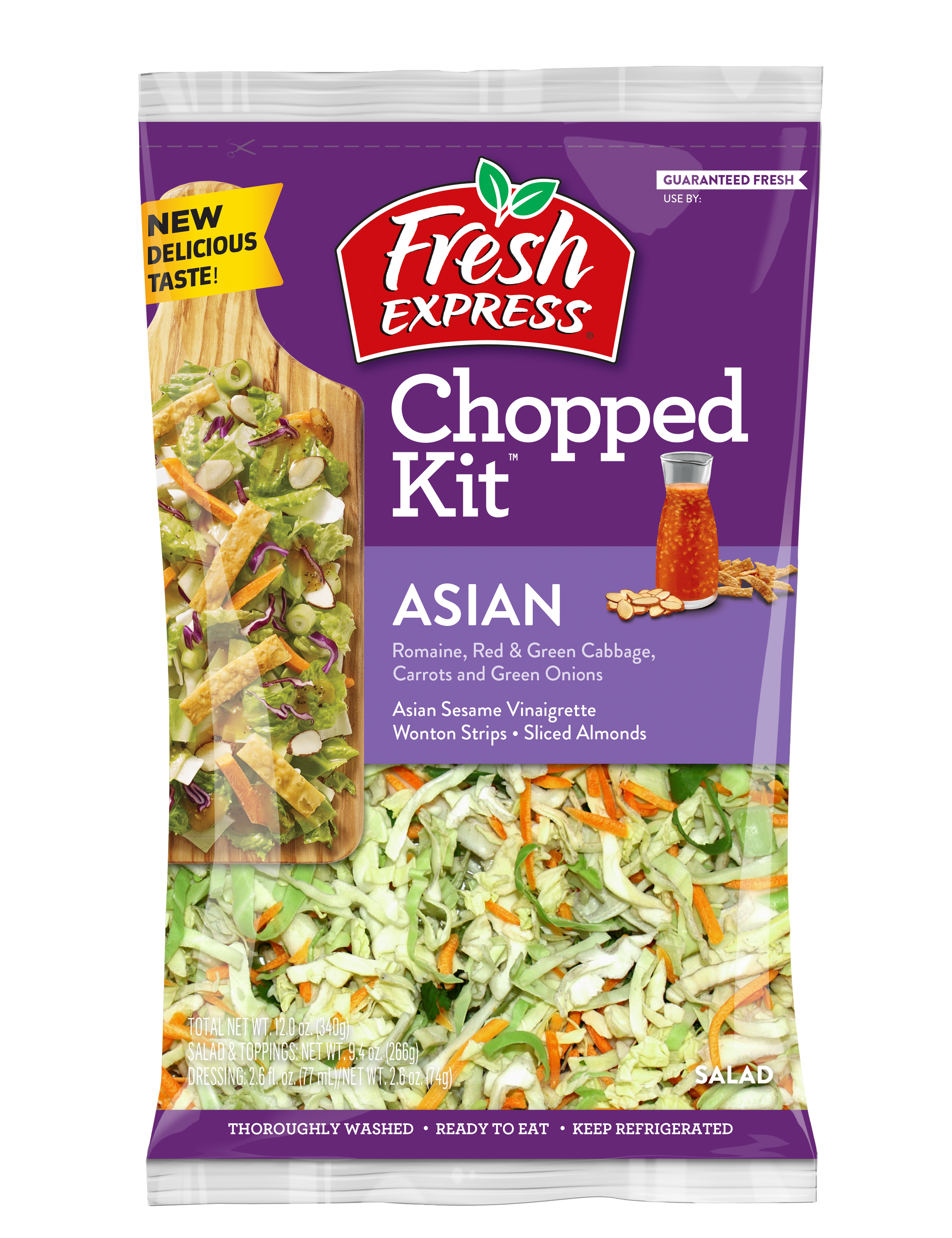 Lettuce clipart corned beef cabbage. Asian chopped salad kit
