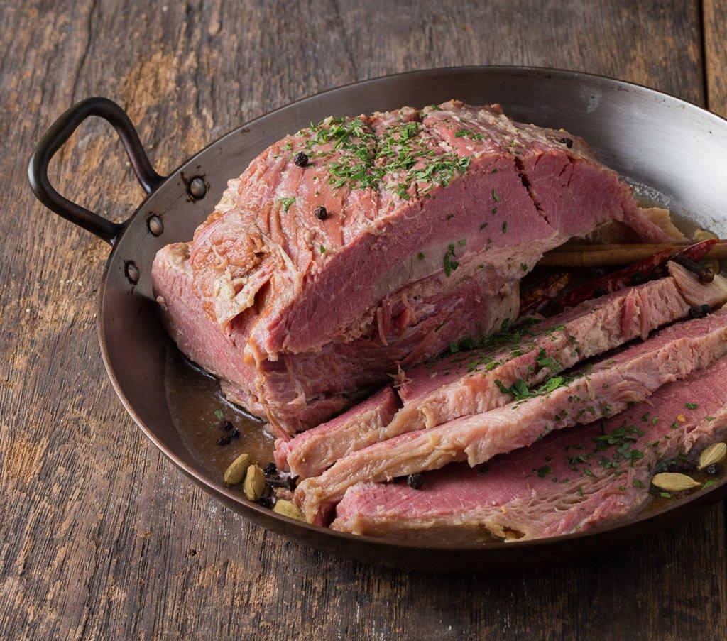 Lettuce clipart corned beef cabbage. Brisket g kg mister