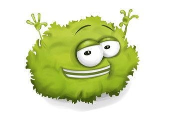 Lettuce clipart happy. Cartoon smiling faces royalty