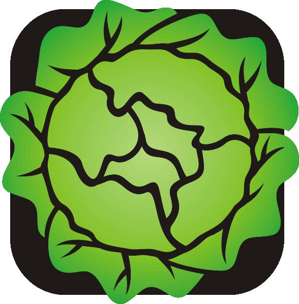 Lettuce clipart lettice. Clip art at clker