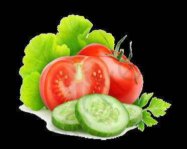 Cucumber celery . Tomatoes clipart lettuce tomato