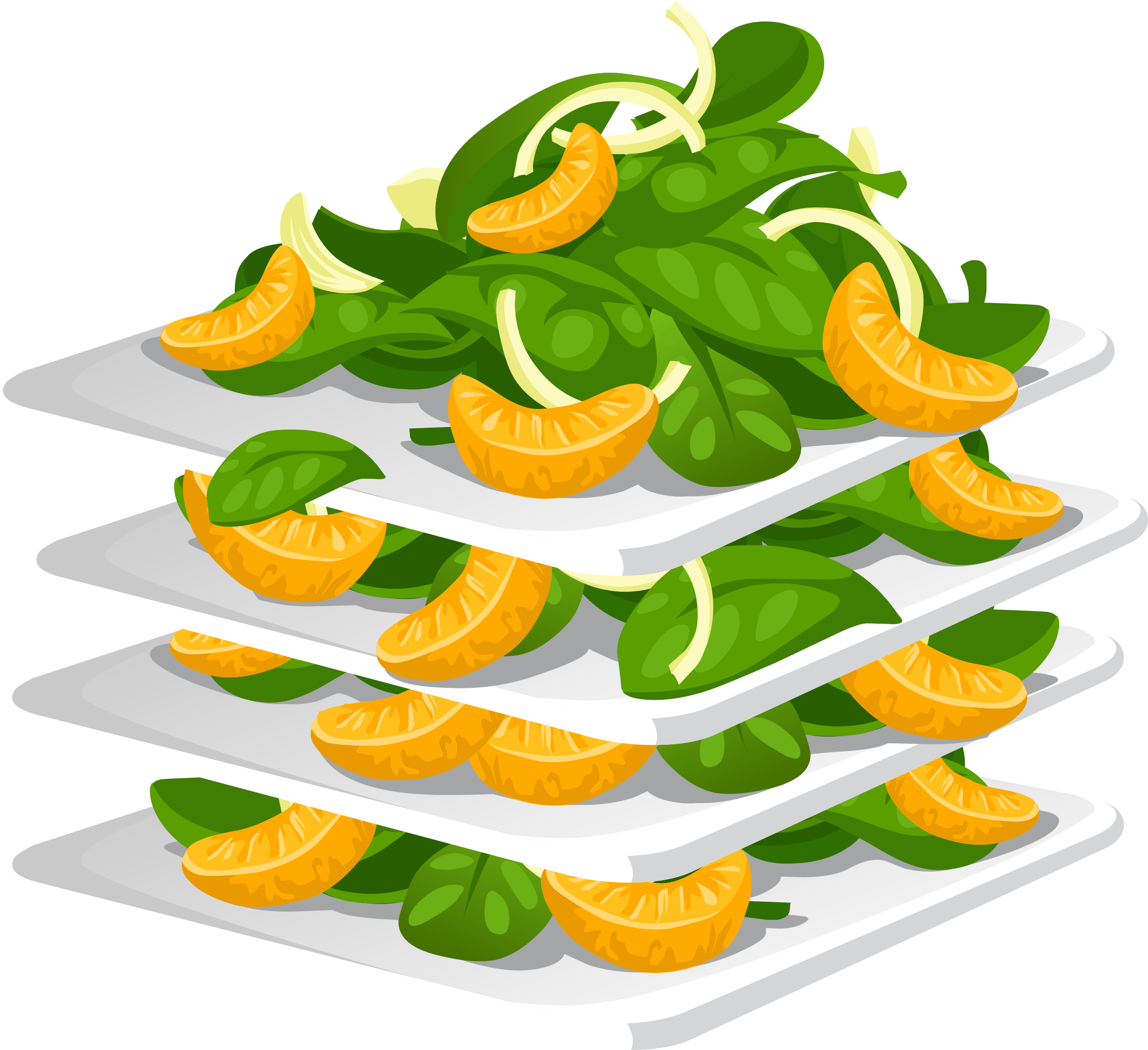 Pizza clipart salad. Food spinach icons png