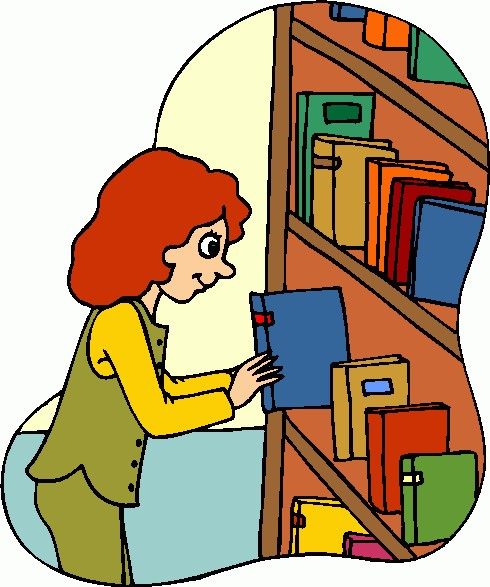 Librarian clipart. Collection images free download