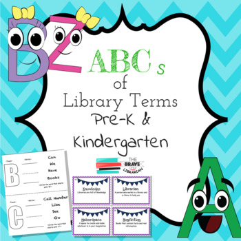 Librarian clipart kindergarten teacher. Abcs of library terms
