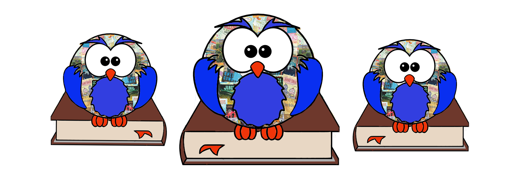 Library frazier elementary owls. Librarian clipart pricipal