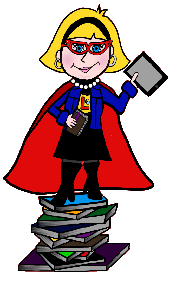 The importance of piktochart. Librarian clipart school director