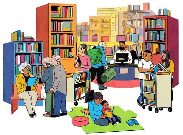 Opinion to restore civil. Librarian clipart school facility
