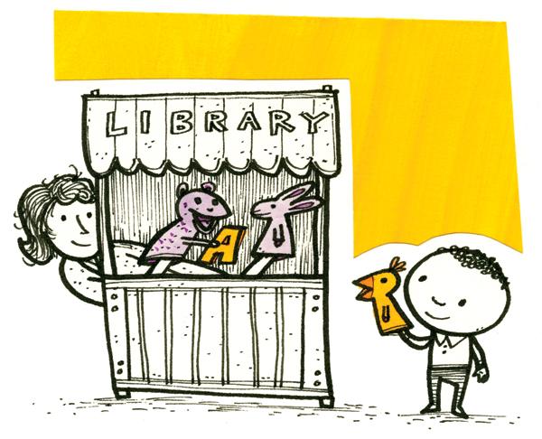 When librarians teach teachers. Librarian clipart school personnel