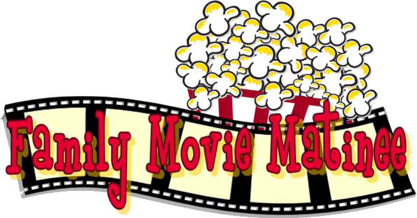 Librarian clipart traditional. Holiday movie matinee fort