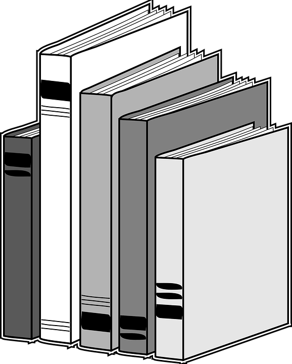 Library Clipart Bibliotheque Library Bibliotheque