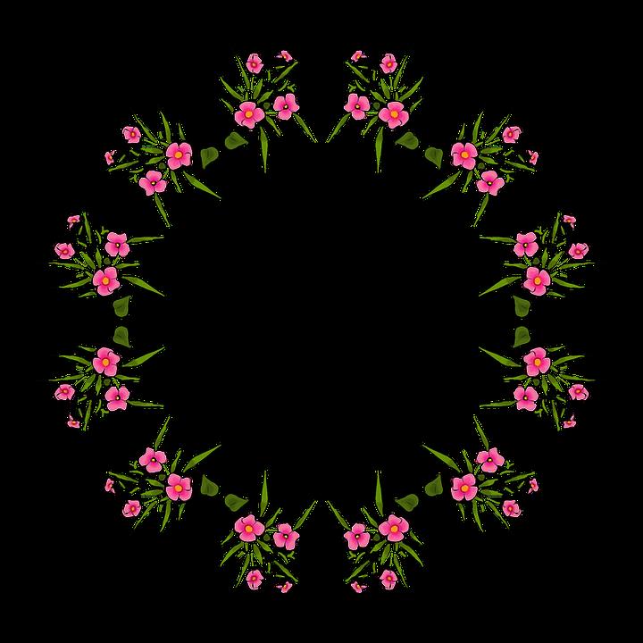 Lotus clipart esthetician. Garland library frames illustrations