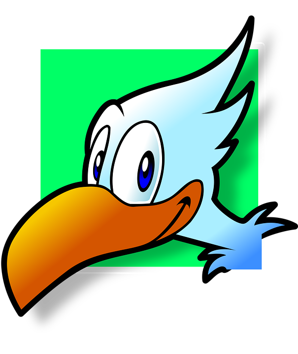 Library clipart library closed. Bird bill cliparts shop