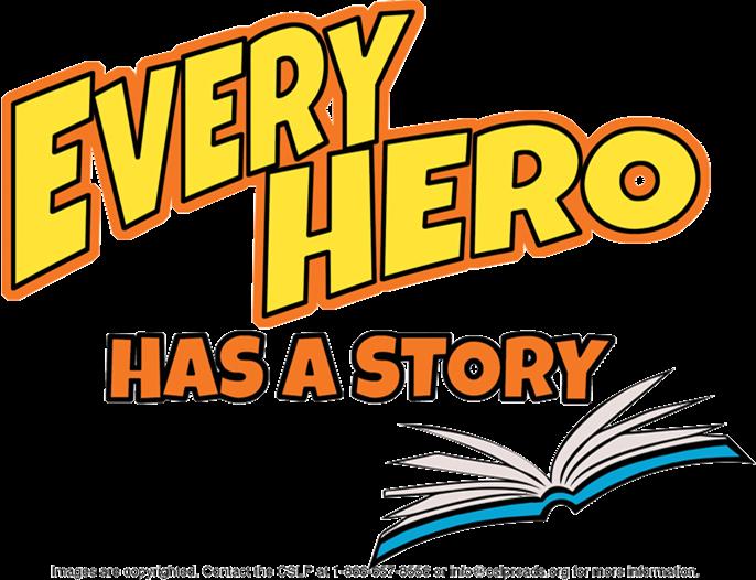News at spencer public. Training clipart superhero