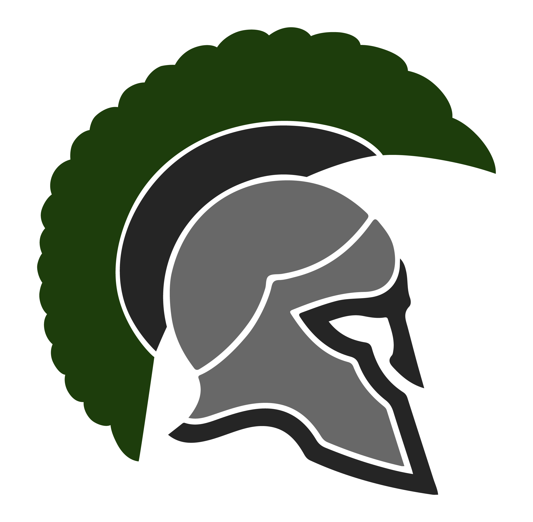 East lycoming school district. Spartan clipart government