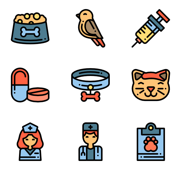 Veterinarian clipart woman.  icon packs vector
